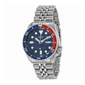 seiko automatic diver stainless steel